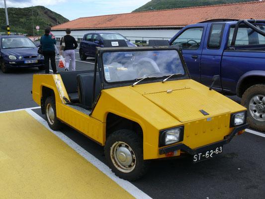 Gesehen auf Madeira, wer kennt den Hersteller?