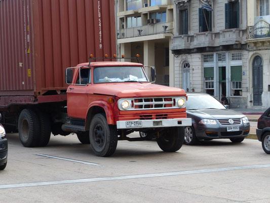 Uruguay 2013: Dodge aus brasiliansicher Produktion