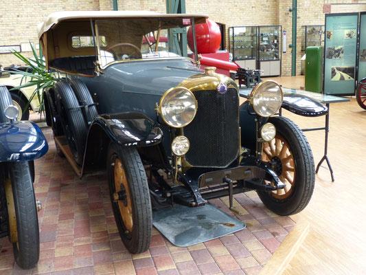 Benz Söhne 8/25 1924