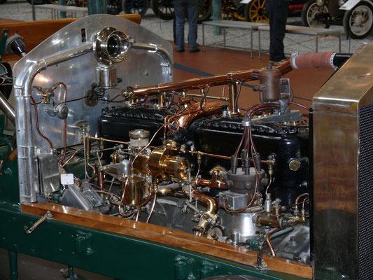 Motor vom Rolls Royce Silver Ghost