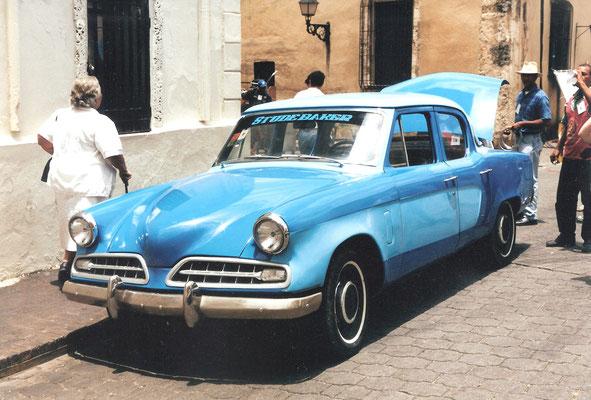 Kuba: 54er Studebaker