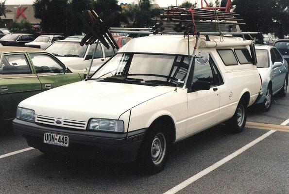 Australien: Ford Falcon Ute