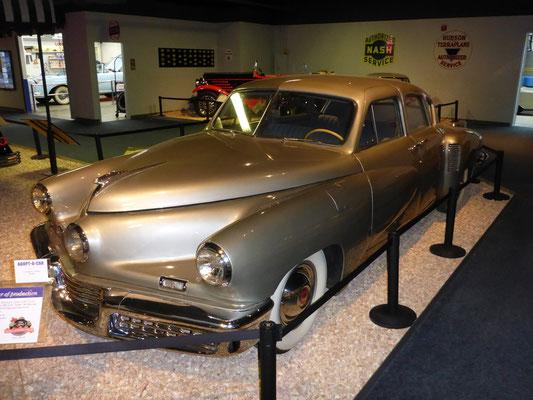 Tucker Torpedo 1948