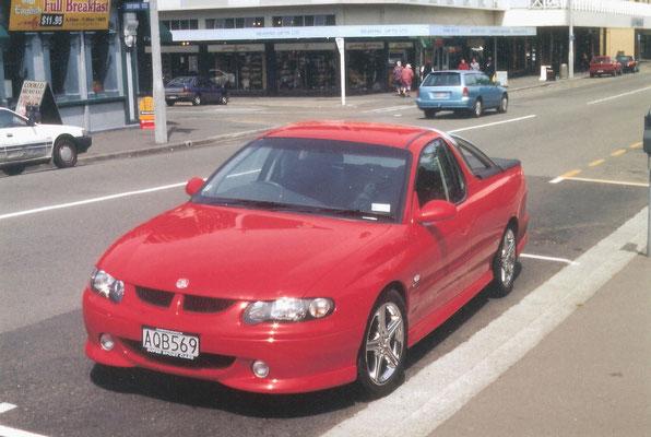 Australien: Holden Ute