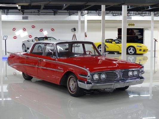 Ein auch in den USA rarer Edsel, Modell 1960