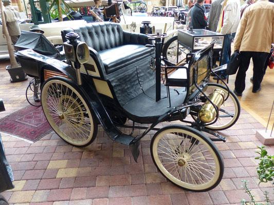 Benz Velo 1898 (gebaut ab 1894)