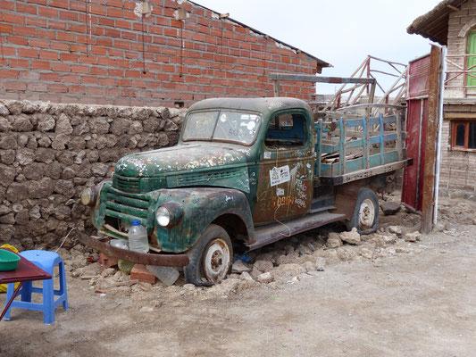 Uyuni, Bolivien 2018, International aus den 40er Jahren