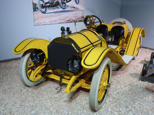 Mercer Runabout 1913