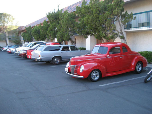 USA: 40er Ford Hot Rod (Bild: Guntram Hohorst)