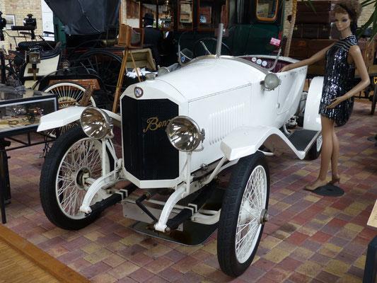 Benz 8/20 PS 1918