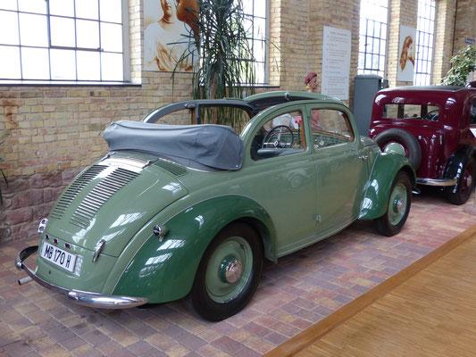 Mercedes 170 H 1937