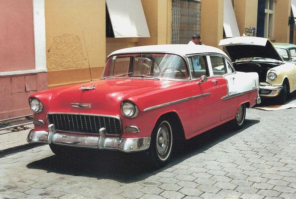Kuba: 55er Chevrolet