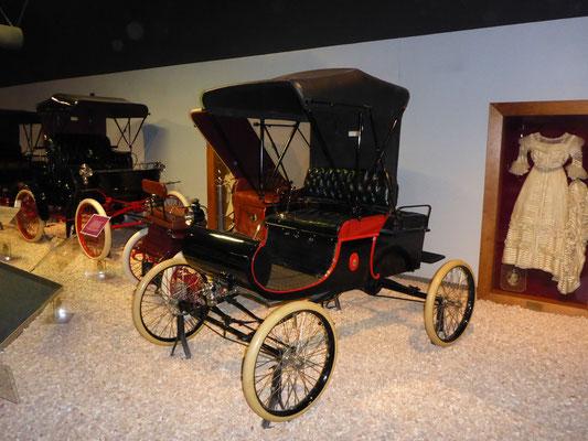 """Oldsmobile """"R"""" 1902"""