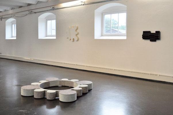 Ausstellung Raumgrammatik, Achselschwang 2013