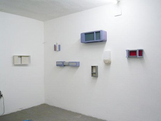 Gast-Ausstellung im Atelier bei Alexandra Hendrikoff