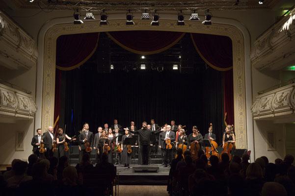 Konzert im Kaisersaal Erfurt mit Jan Bjøranger