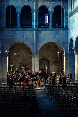 Generalprobe Stiftskirche Quedlinburg
