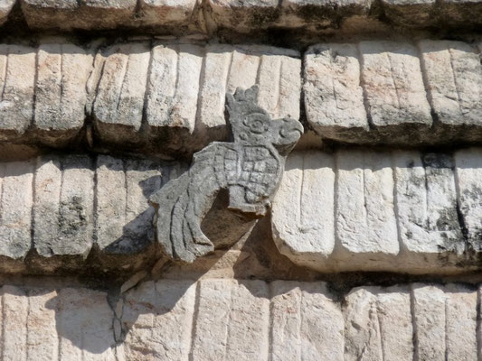 le temple aux oiseaux (détail)