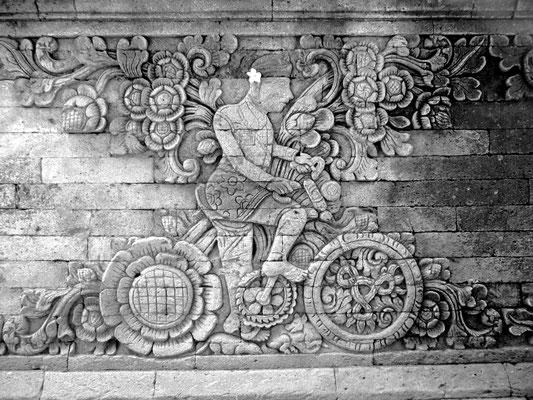 le cyclo voyageur à bali