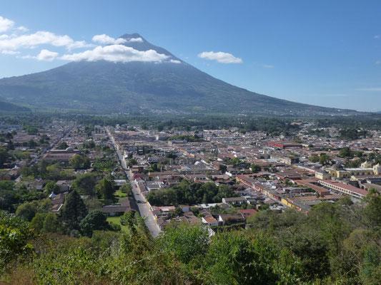 Vue générale d'Antigua