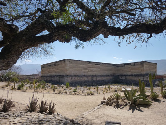 Le site zapotèque de Mitla