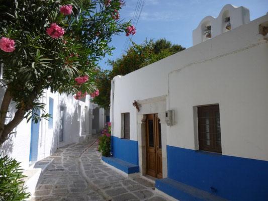 Une ruelle de Paros