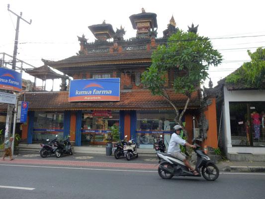toutes les maisons ressemblent à des temples