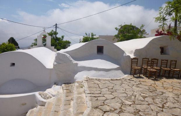 Les chapelles de Hora