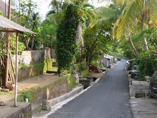 ruelle typique d'Ubud