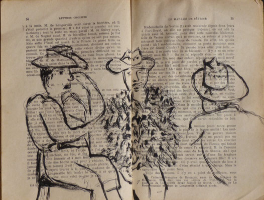 hommes de San Juan de Chamula