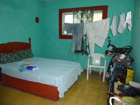 Une chambre de luxe sur la route de Palenque
