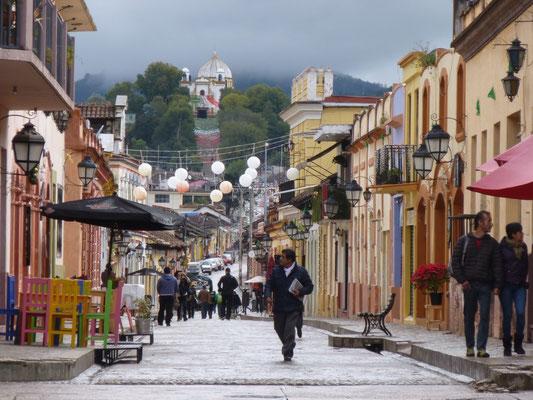 notre rue à San Cristobal