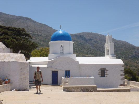 Le monastère de Lagada