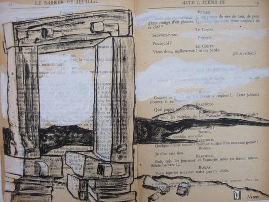 Le temple d'Apollon, ou ce qu'il en reste (par Daniel)