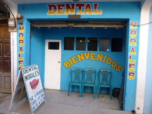 Bienvenue chez le dentiste