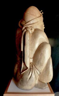 Troubadoure. Catalpa, H : 95cm.