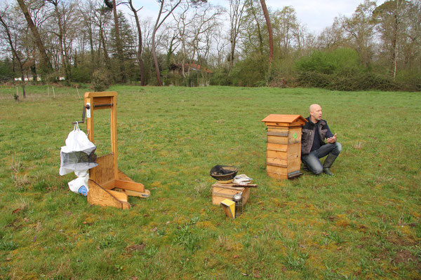 apiculteur hagetmau