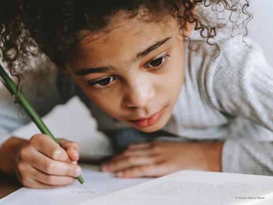 Dimanche 26 septembre 10h - Atelier d'écriture   7- 12 ans. (c) Mets et Mots d'Amou