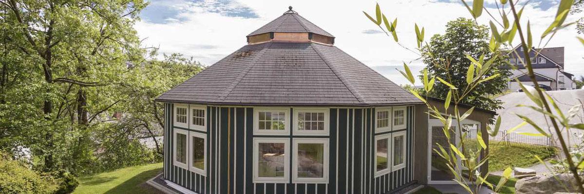 """Unser Yogaspace - Das """"Haus der Mitte"""""""