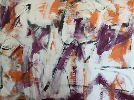 Acryl auf Leinwand, 2021, 160 x 130 cm