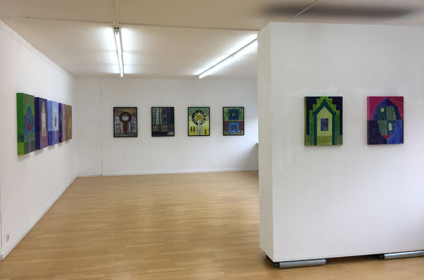 Heilbronn, Galerie K55, 2017