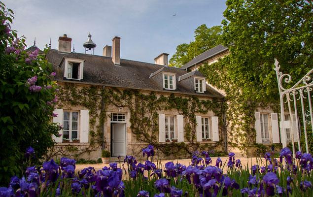 Domaine de l'Ermitage Chambres d'hôtes B&B 5 km de Bourges - Photo: Véronique Hadengue
