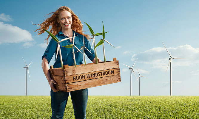 Nuon Wind Power | Campaign