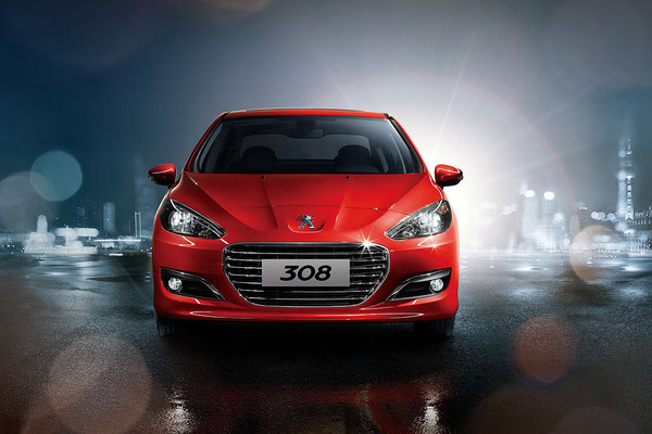 Peugeot 308 China | Campaign