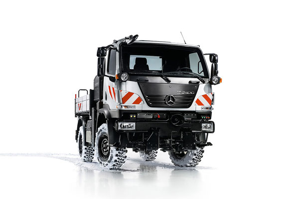 Mercedes-Benz Unimog | Brochures