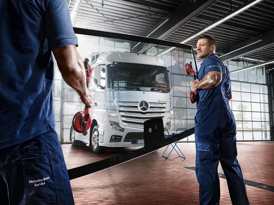 Mercedes-Benz   GSP
