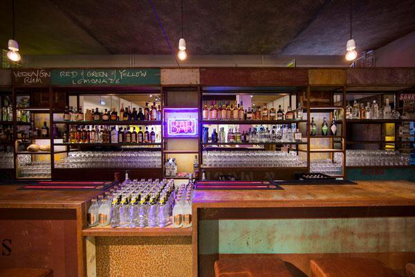 rostige Bar