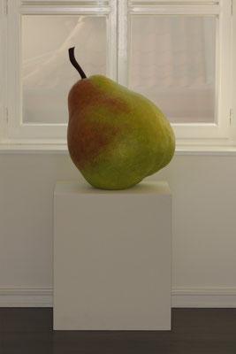 Skulptur Birne