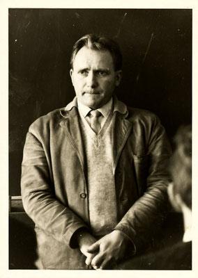 Herr Wetzel, Biolehrer am Kant-Gymnasium