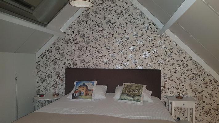 Slaapkamer, B&B, De Stadsboerderij, Harderwijk